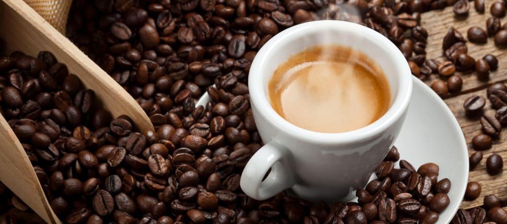 Il caffè italiano raddoppia all'estero!