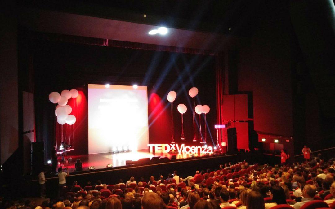 TEDxVicenza: l'esperienza di E-Team International