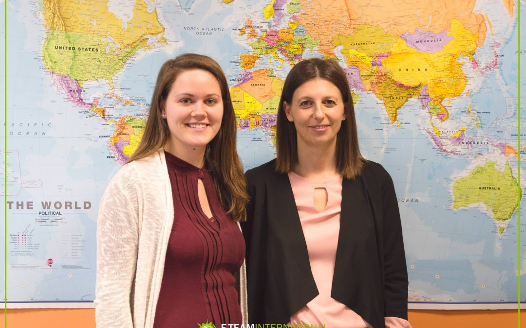 Lavorare e diventare madri è possibile: E-Team International assume Laura Canale