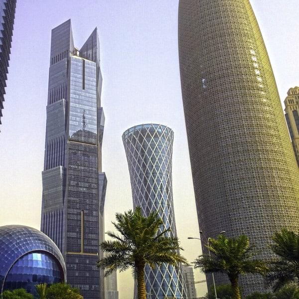 export Esportare in Qatar