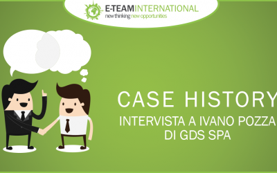 Case History GDS Spa - E-Team International