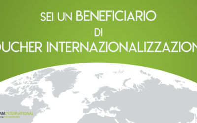 Beneficiari Voucher Internazionalizzazione