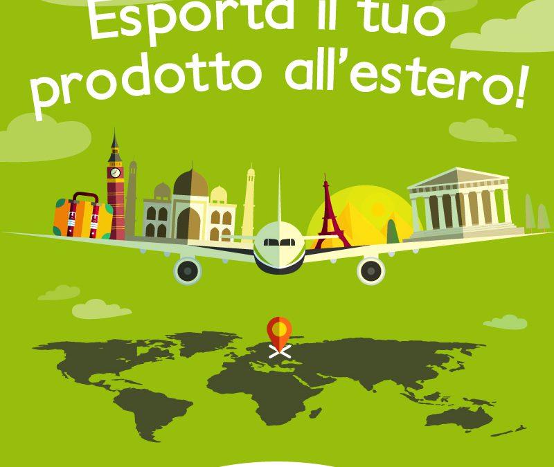 Esporta il tuo prodotto con E-Team International