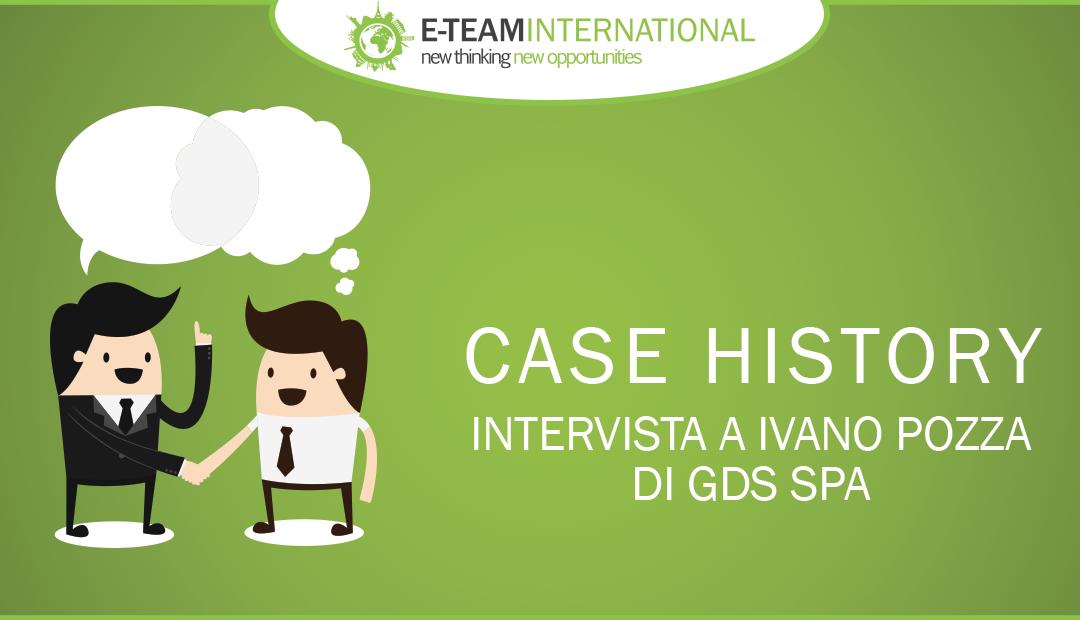 Case history: le esigenze di GDS e le soluzioni di E-Team International