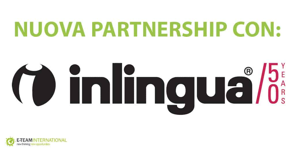 Nuova collaborazione con Inlingua