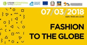 Seminario Internazionale: Fashion To The Globe