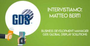 Intervistiamo Matteo Berti