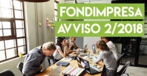 Fondimpresa Avviso 2/2018