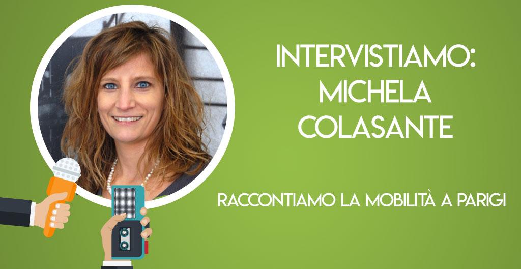 Mobilità a Parigi: intervista a Michela Colasante