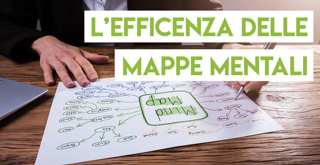 Aumentare la propria efficienza con le Mappe Mentali