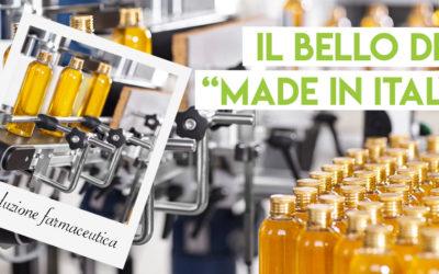 La produzione farmaceutica vale all'Italia il primo posto per valore generato