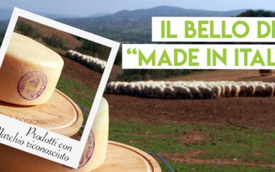 L'Italia è il paese con più prodotti a marchio di qualità registrato